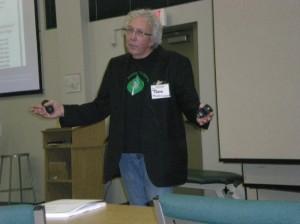 Speaker John Thoreson